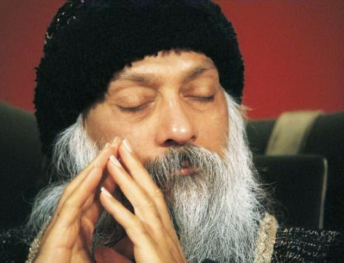 "Osho talks ""Returning to the Source"" quote"