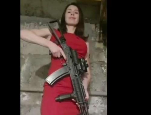 Полный текст призыва Татьяны Черновол «На Майдан!!!» с демонстрацией оружия